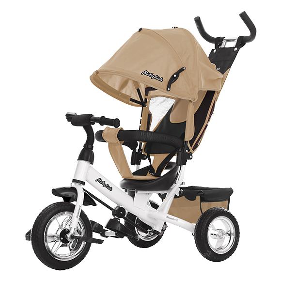 Велосипед трехколесный Comfort бежевый 641223