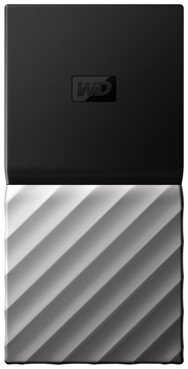 Внешний диск SSD WD My Passport WDBK3E2560PSL