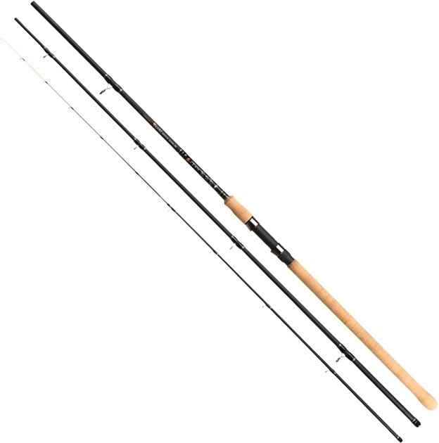Удилище фидерное Mikado Almaz Medium Feeder 390, до 120 г