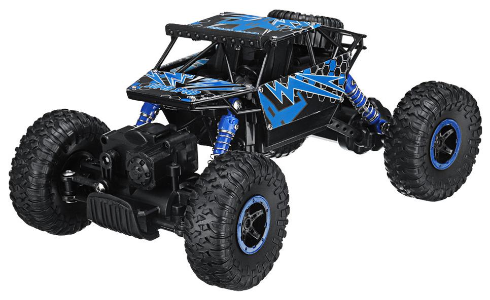 Радиоуправляемая машинка JD Toys Краулер 4WD 1:18