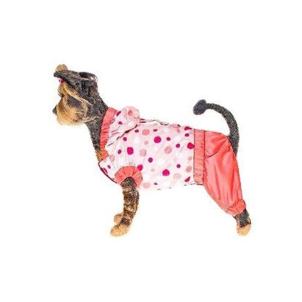 Комбинезон для собак HAPPY PUPPY Конфетти девочка-3 28см
