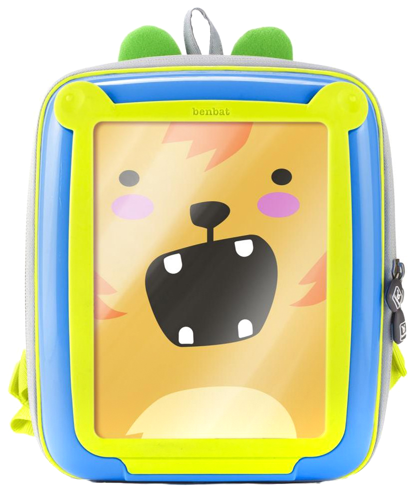 Рюкзак детский Benbat, синий/зеленый