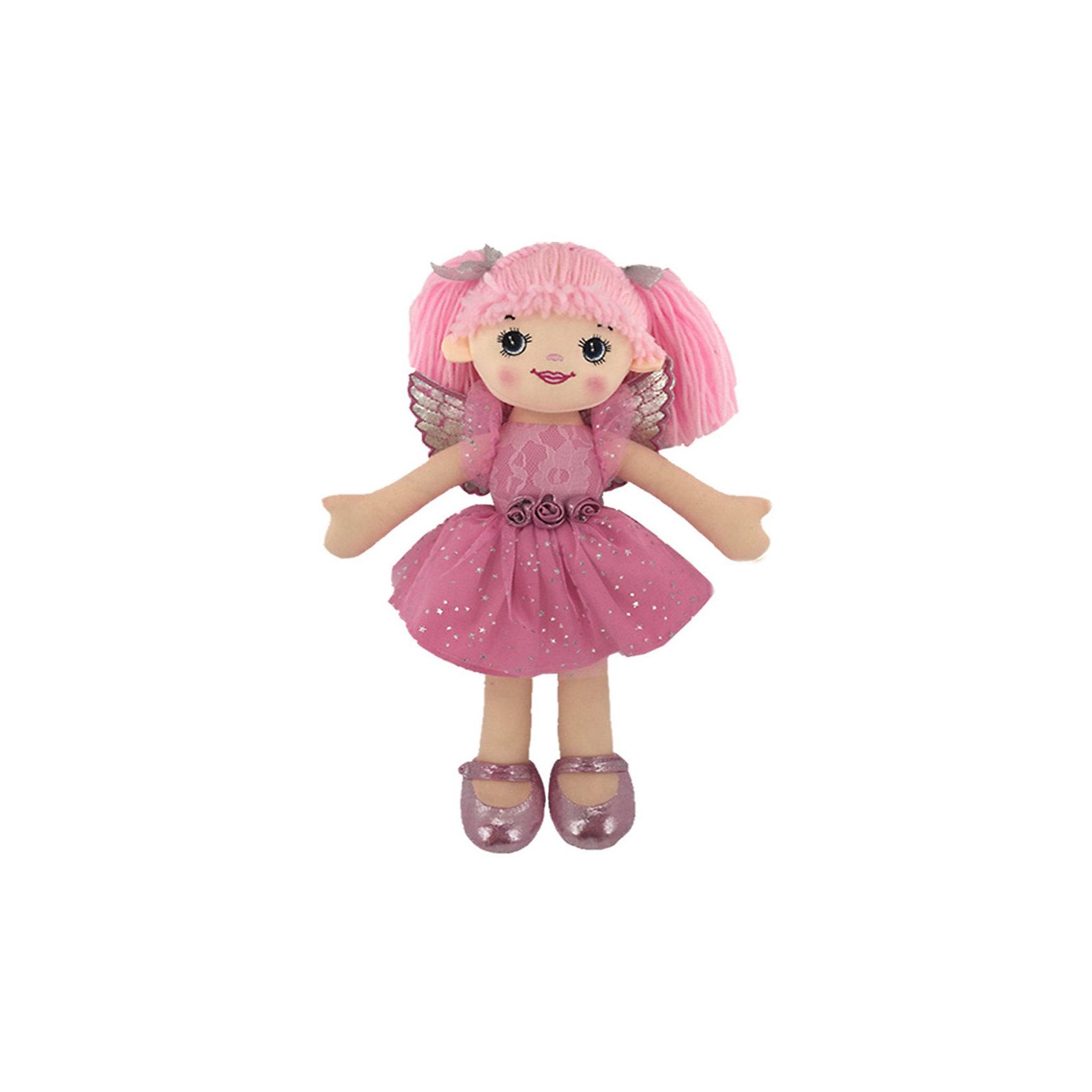 Купить SHANTOU Мягкая кукла Балерина, 30 см (розовое платье) M6004, Shantou Gepai, Классические куклы