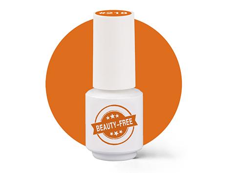 Купить Гель-лак для покрытия ногтей BEAUTY-FREE Spring Picnic №218 Булочка с корицей, 4 мл