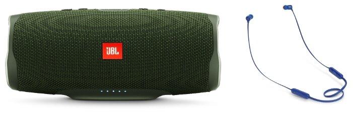 Акустическая система JBL Charge 4 Green