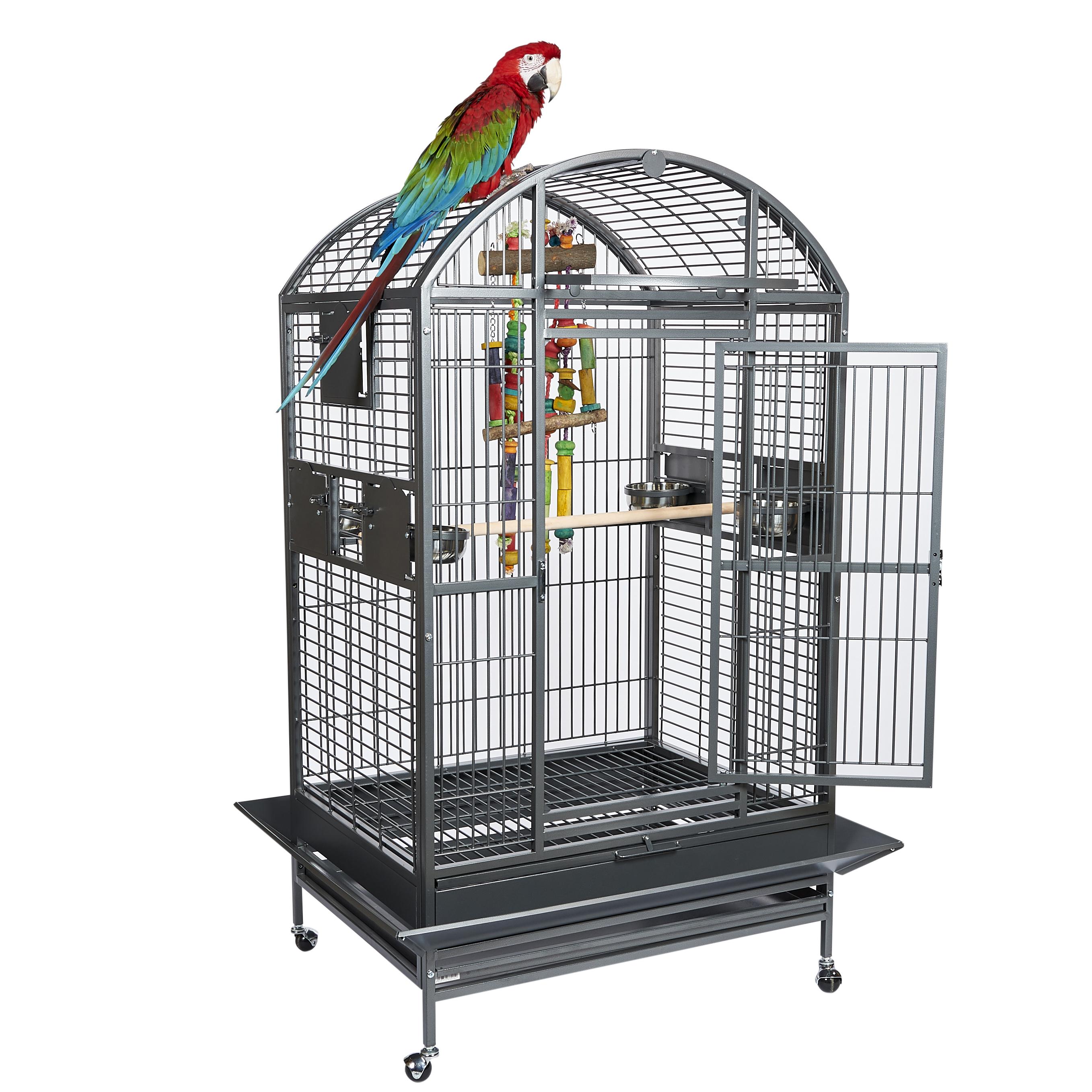 Клетка для средних и крупных птиц