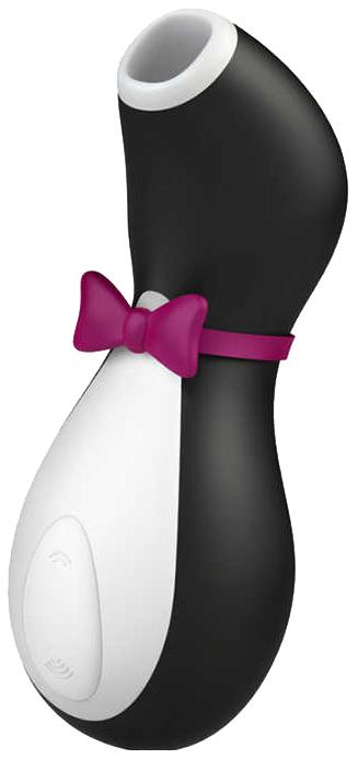 Вакуумно-волновой стимулятор клитора Satisfyer pro penguin ng