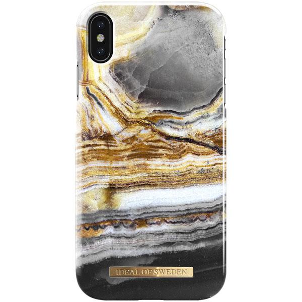 Чехол iDeal Of Sweden для Apple iPhone XS Max IDFCAW18-I1865-99, iPhone Xs Max Outer Space Agate  - купить со скидкой