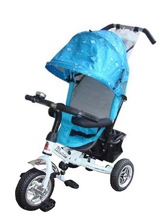 Велосипед детский Lexus Trike MS-0521 Next Pro белый с голубым