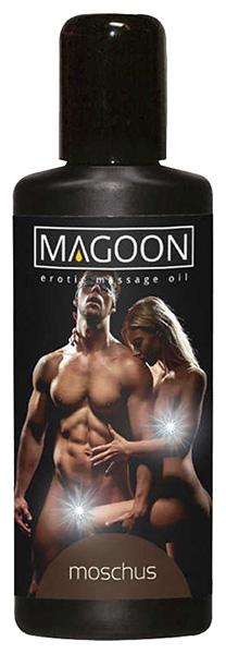Массажное масло Orion Magoon Muskus 50 мл