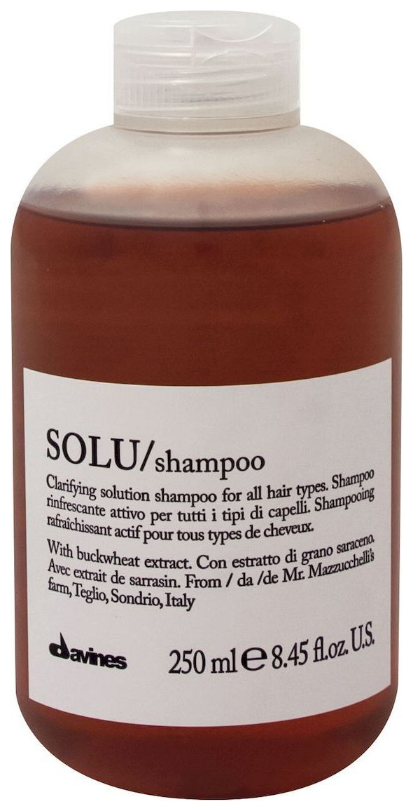 Шампунь Davines Solu Essential Haircare