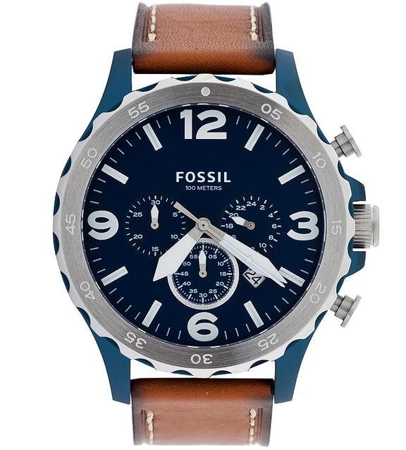 Наручные часы кварцевые мужские Fossil JR 1504