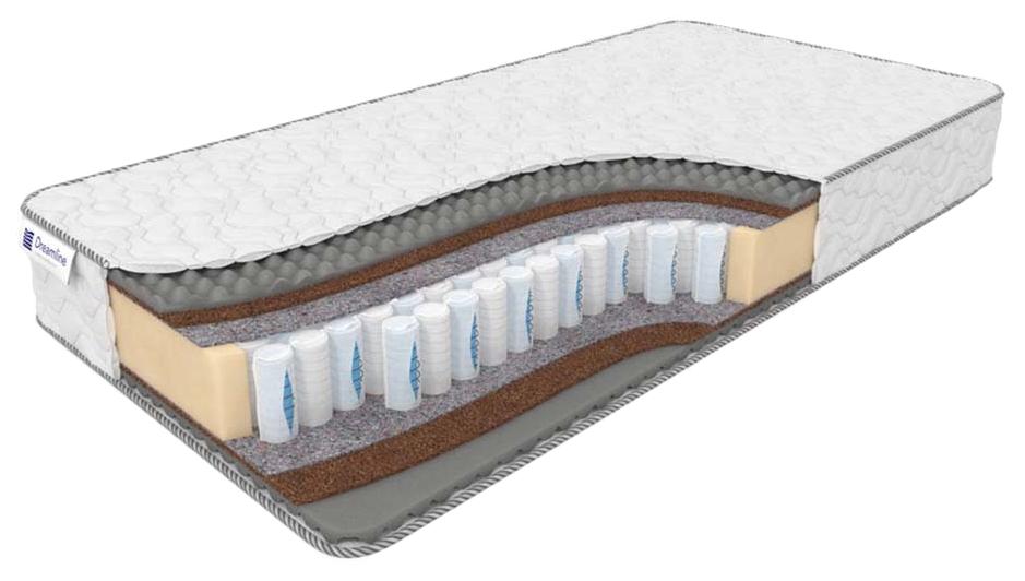 Анатомический матрас Dreamline Massage Coal Memory Space 87876 180х200 см фото