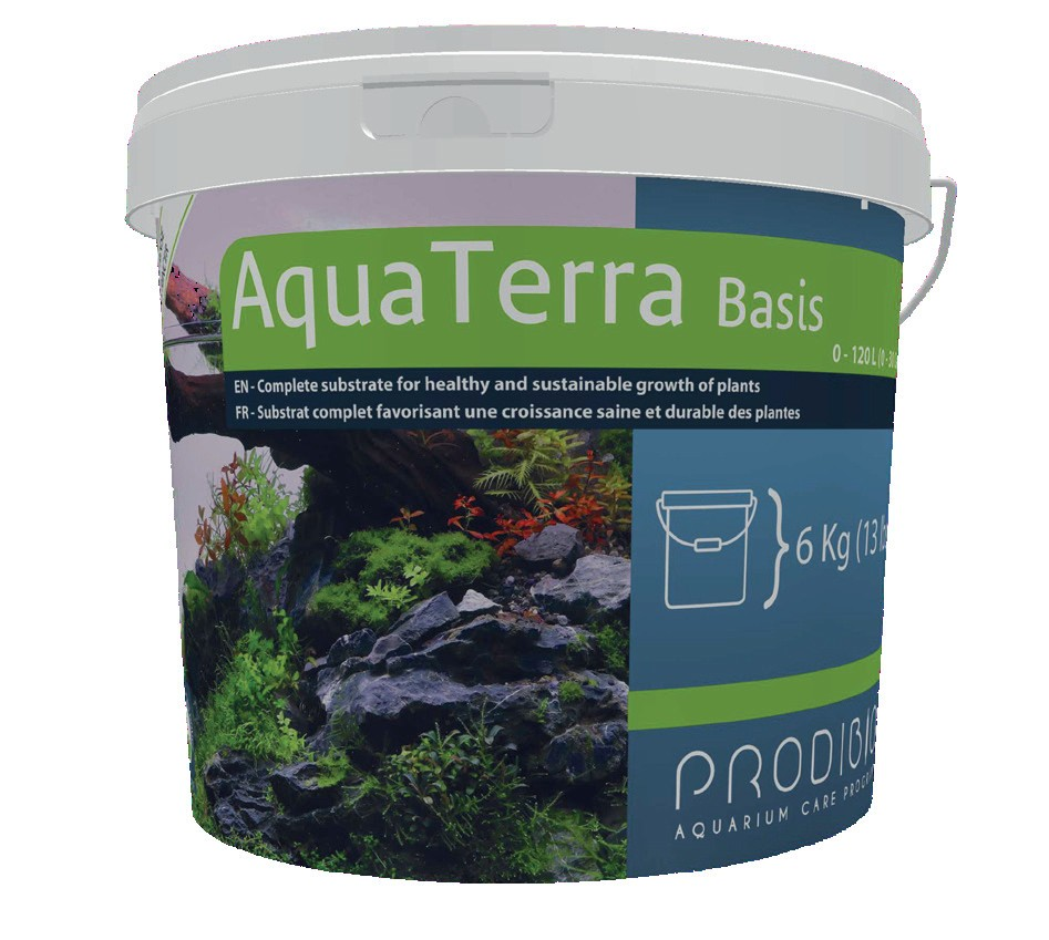 Питательный грунт Prodibio AquaTerra Basis 6кг