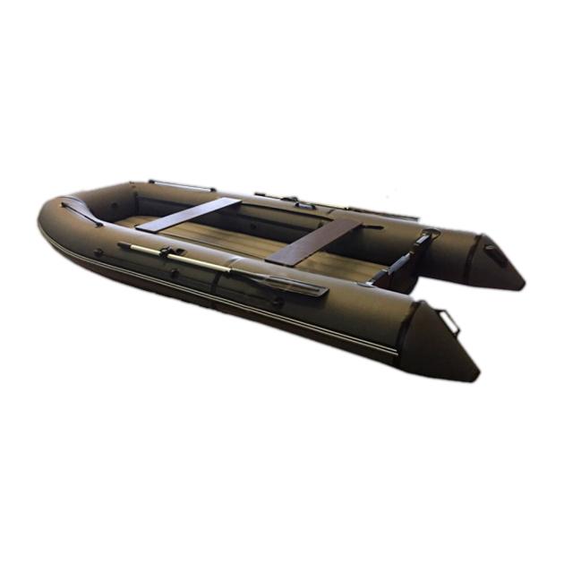 Надувная лодка Regat 380 надувное дно