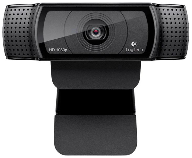 Web камера Logitech C920 Black