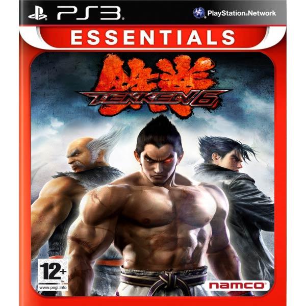 Игра для Tekken 6 Essentials PlayStation 3