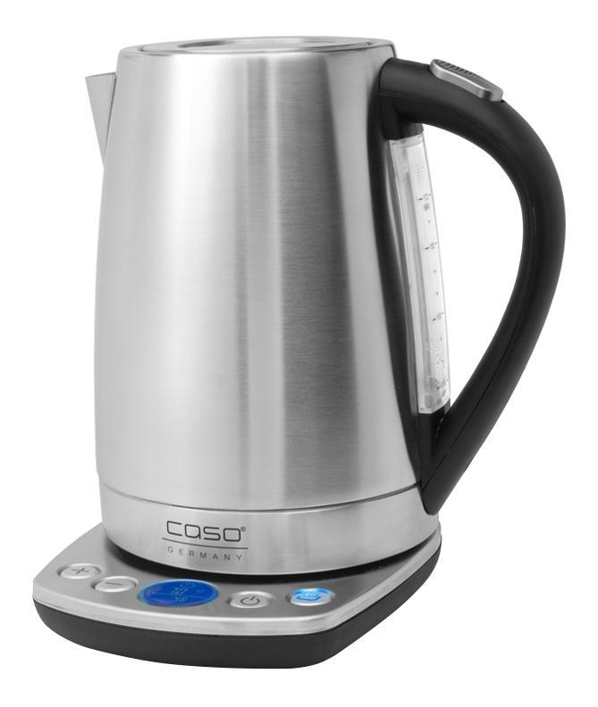 Чайник электрический Caso WK 2200 Black/Silver