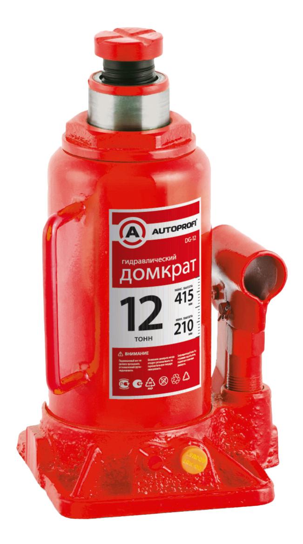 Домкрат гидравлический Autoprofi DG 12