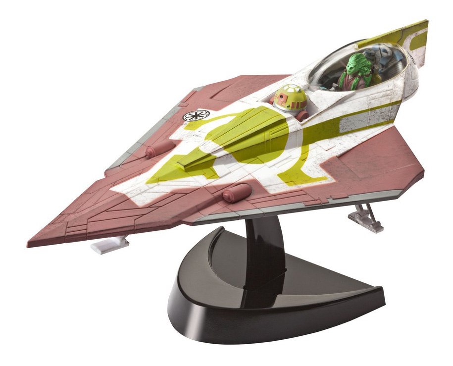 Купить Истребитель Кита Фисто, Сборная модель звездные войны истребитель кита фисто, Revell, Модели для сборки