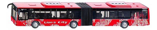 Городской автобус-гармошка Siku фото