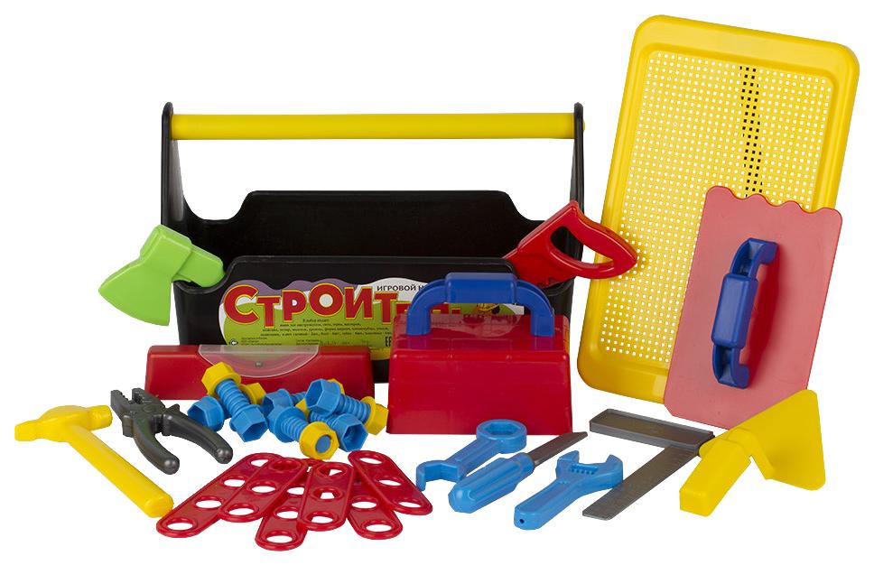 Купить Игровой набор Совтехстром Строитель №4, Игровые наборы