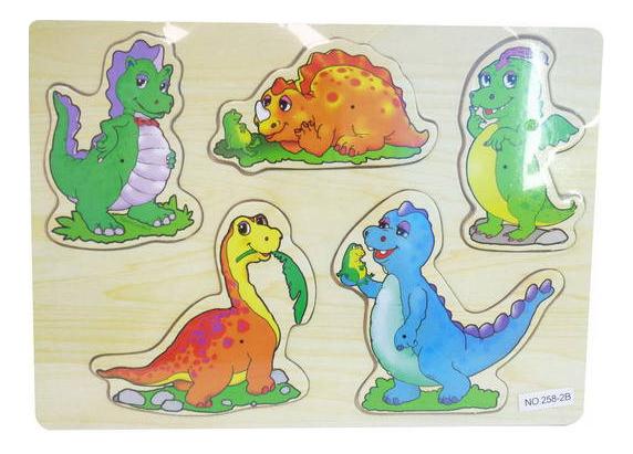 Пазл динозавры CASTORLAND 13604