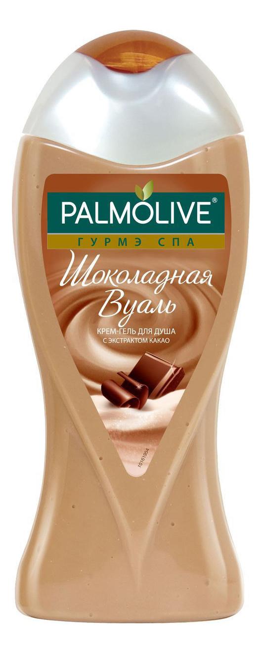 Гель для душа Palmolive Гурмэ СПА Шоколадная Вуаль 250 мл фото