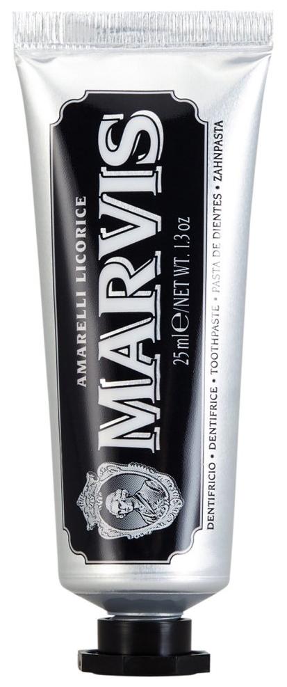 Купить Зубная паста Marvis Лакрица Амарелли 25 мл, лакрица Амарелли