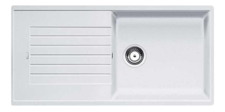 Мойка для кухни гранитная Blanco ZIA XL 6 S 517571 белый