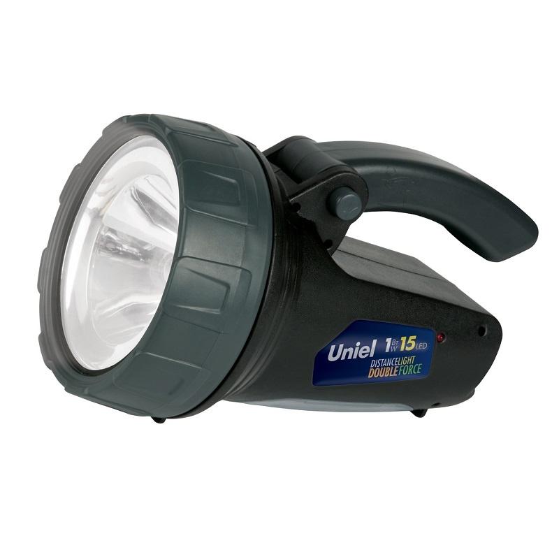 Фонарь прожектор светодиодный Uniel (06649) аккумуляторный