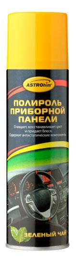 Полироль приборной панели ASRTOhim «зелёный чай»