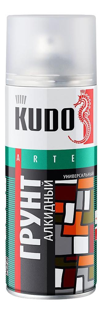 Грунтовка белая KUDO ,520 мл