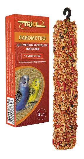 Лакомства для птиц Triol для мелких