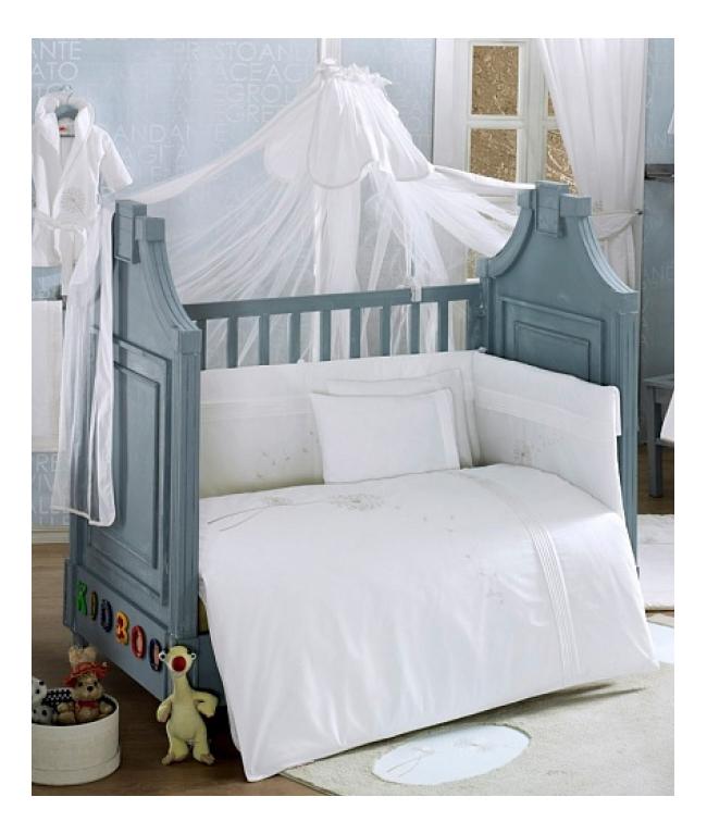 Балдахин для детской кроватки Kidboo Spring Saten