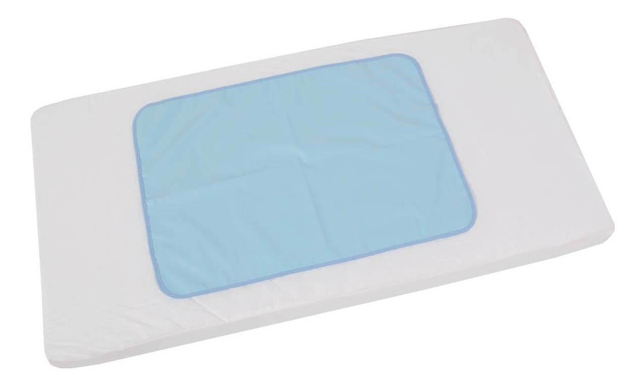 Пеленки для детей Фея 48x68 см голубая