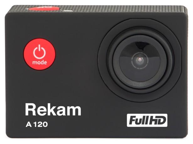 Экшн камера Rekam A120 Black