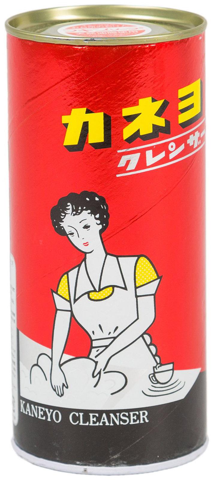 Универсальное чистящее средство Kaneyo red cleanser 400 г фото