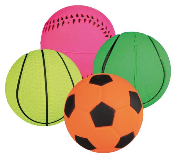 Мяч для кошек Вспененная резина, 4,5см
