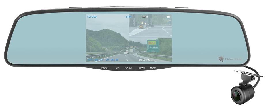 Видеорегистратор NAVITEL 10013734 с GPS информатором MR250