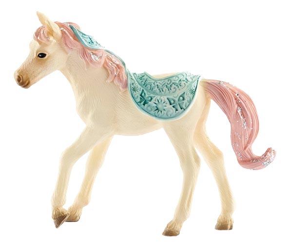 Купить Баяла Жеребенок бабочка для Фемаи, Фигурка лошадки Schleich Жеребенок бабочка для Фемаи 70549/12327, Фигурки животных