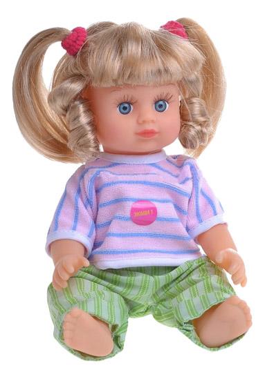 Купить Кукла Play Smart Алина с хвостиками в сумочке, PLAYSMART, Интерактивные куклы