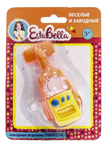 Развивающая игрушка EstaBella Пылесос