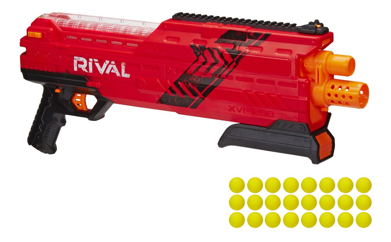 Бластер Nerf RIVAL ATLAS XVII-3000