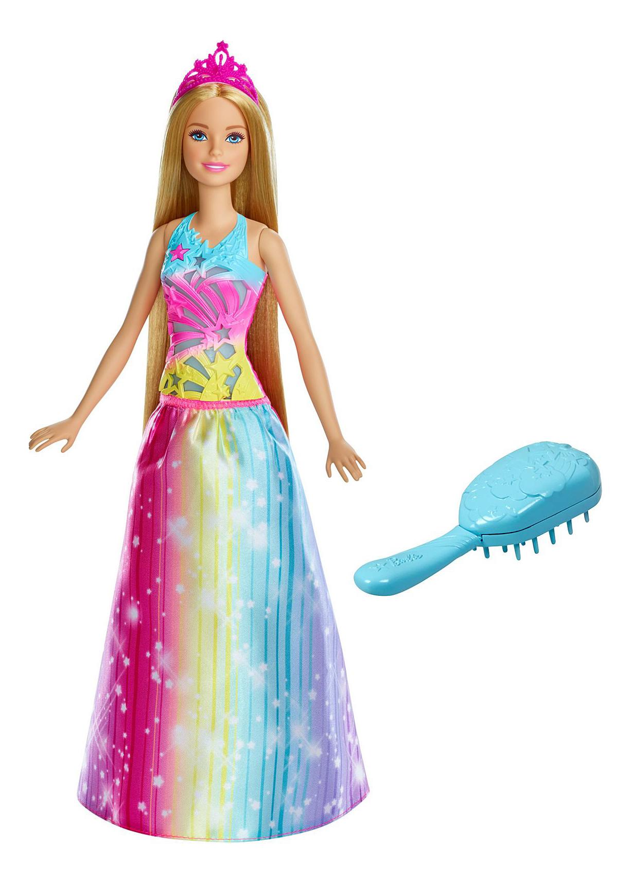 Купить Кукла Barbie Принцесса Радужной бухты, Куклы Barbie