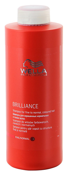 WELLA SHAMPOO FOR NORMAL COLOR HAIR