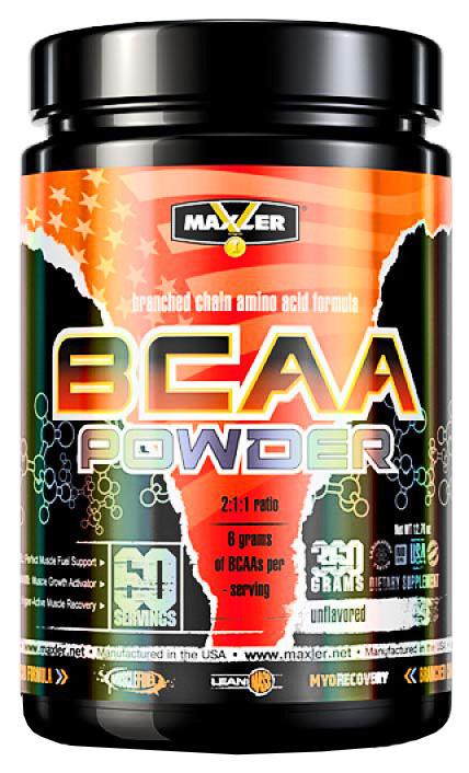 Maxler BCAA Powder 420 г виноград
