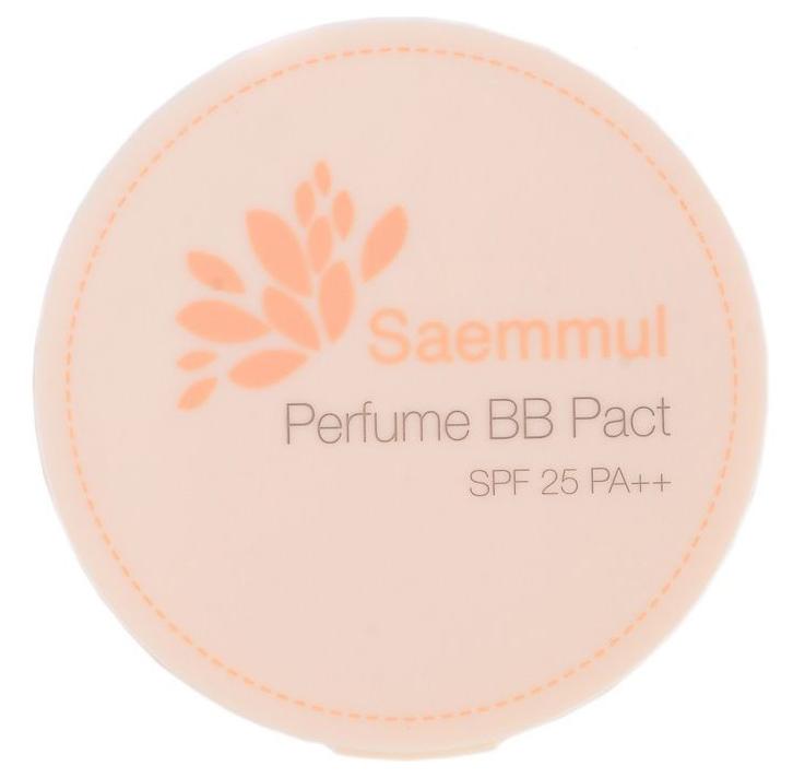 Купить Пудра THE SAEM компактная ароматизированная, 21, 20 г, Saemmul Perfume BB Pact