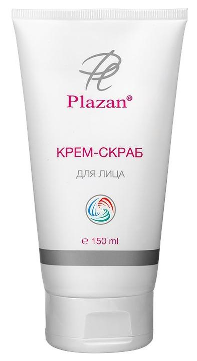 Крем-скраб для лица Plazan 150 мл