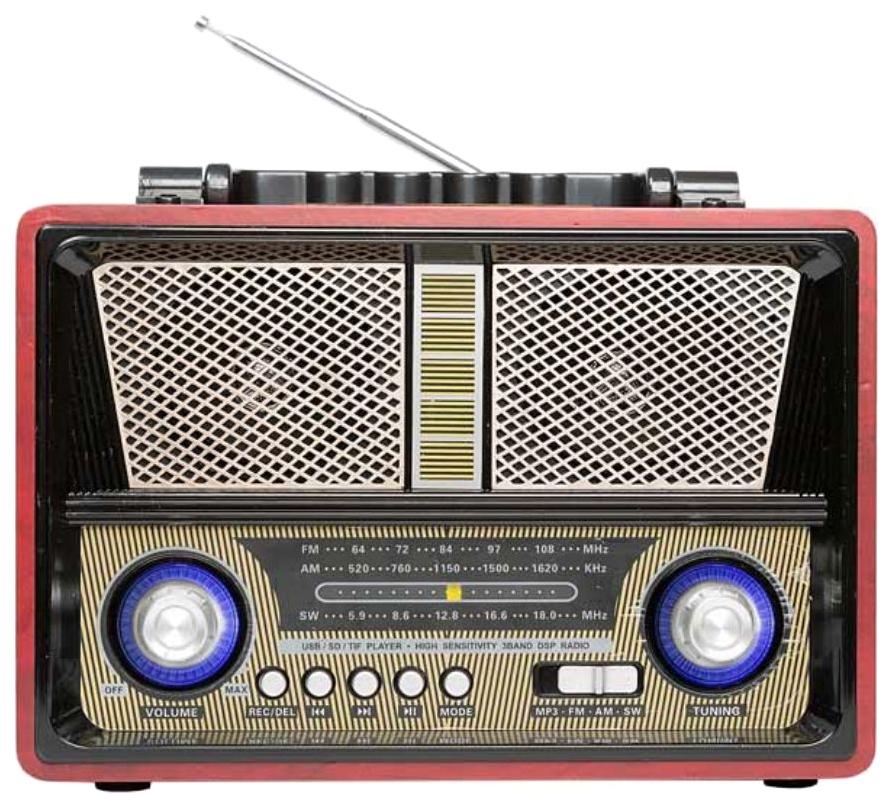 Радиоприемник Blast BPR 712 Bl